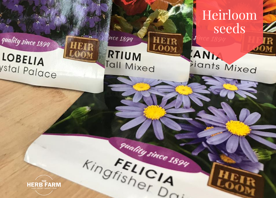 Product feature: Heirloom seeds