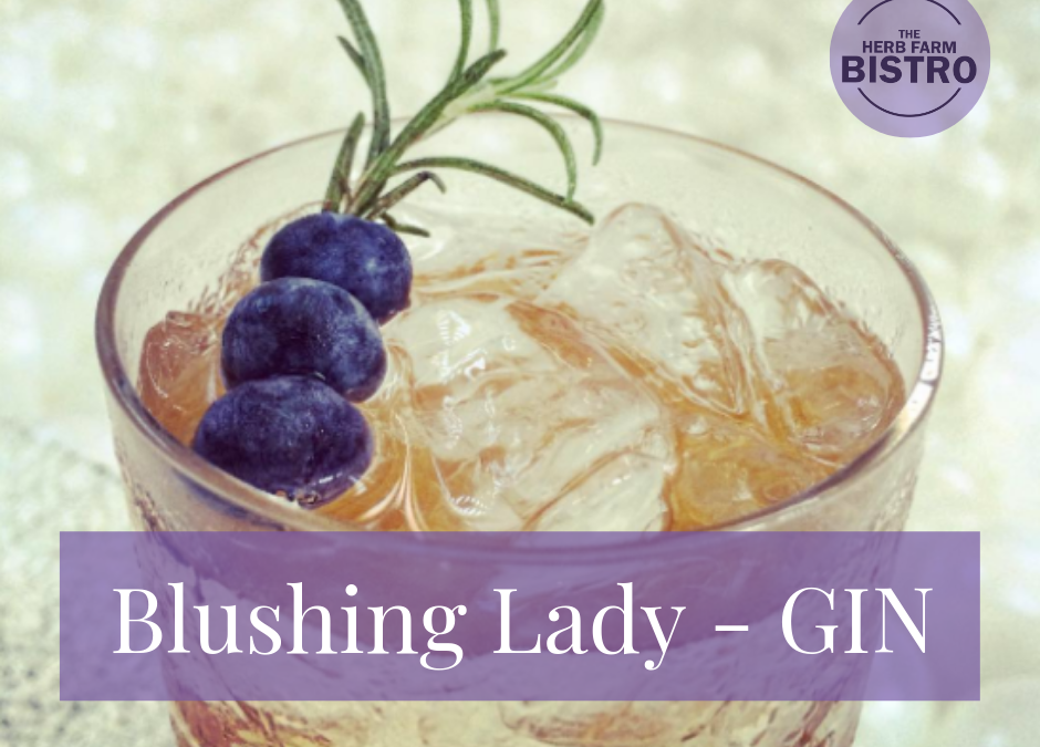 Let's Drink… Blushing Lady GIN 🌺