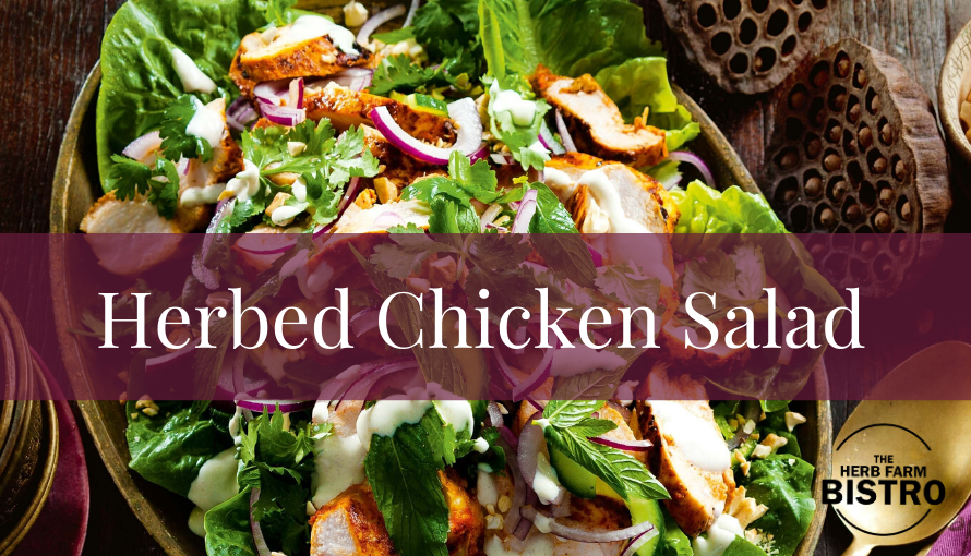 Let's make… Herbed Chicken Salad